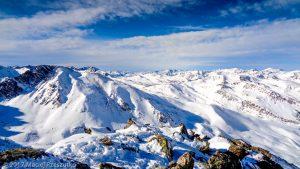 Pic de la Mina · Pyrénées, Pyrénées-Orientales, Puymorens, FR · GPS 42°32'6.50'' N 1°46'7.19'' E · Altitude 2683m