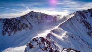 Pic de la Mina · Pyrénées, Pyrénées-Orientales, Puymorens, FR · GPS 42°32'6.53'' N 1°46'7.13'' E · Altitude 2683m