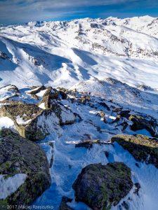 Pic de la Mina · Pyrénées, Pyrénées-Orientales, Puymorens, FR · GPS 42°32'7.05'' N 1°46'6.12'' E · Altitude 2683m