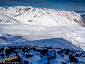 Pic de la Mina · Pyrénées, Pyrénées-Orientales, Puymorens, FR · GPS 42°32'7.07'' N 1°46'6.10'' E · Altitude 2683m