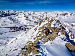 Pic dels Pedrons · Pyrénées, Pyrénées-Orientales, Puymorens, FR · GPS 42°31'54.39'' N 1°45'7.35'' E · Altitude 2715m