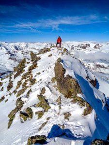 Pic dels Pedrons · Pyrénées, Pyrénées-Orientales, Puymorens, FR · GPS 42°31'55.11'' N 1°45'7.05'' E · Altitude 2715m