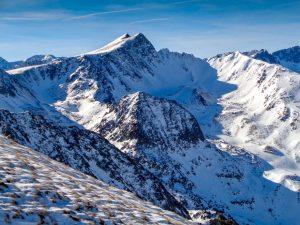 Antécime du Pic dels Pedrons · Pyrénées, Pyrénées-Orientales, Puymorens, FR · GPS 42°32'0.08'' N 1°45'4.75'' E · Altitude 2677m