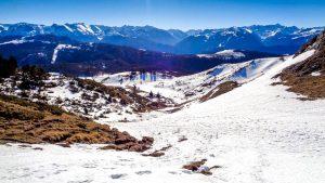 Font d'Andouze · Pyrénées, Pyrénées ariégeoises, Prades, FR · GPS 42°47'4.09'' N 1°50'42.11'' E · Altitude 1659m