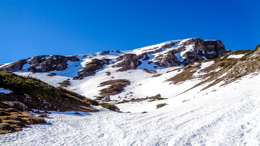 Font d'Andouze · Pyrénées, Pyrénées ariégeoises, Prades, FR · GPS 42°47'14.14'' N 1°50'36.16'' E · Altitude 1660m