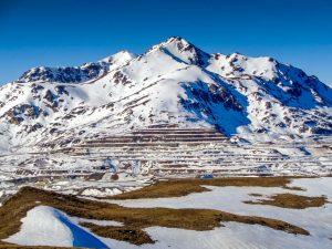 Pic Fourcat · Pyrénées, Pyrénées ariégeoises, Prades, FR · GPS 42°47'43.54'' N 1°49'49.81'' E · Altitude 1924m