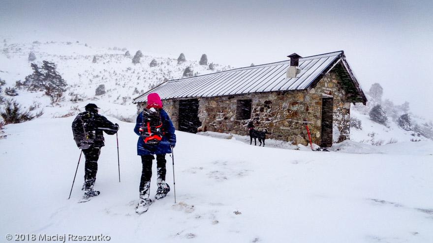 Cabane d'Estibat · Pyrénées, Pyrénées ariégeoises, Massif des Trois Seigneurs, FR · GPS 42°53'19.55'' N 1°27'33.67'' E · Altitude 1301m
