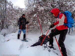Sur les pentes est du Pic d'Estibat · Pyrénées, Pyrénées ariégeoises, Massif des Trois Seigneurs, FR · GPS 42°53'25.23'' N 1°27'38.41'' E · Altitude 1241m