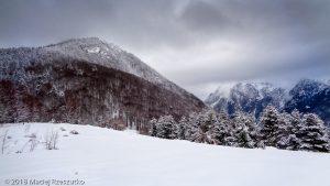 Col de l'Osque · Pyrénées, Pyrénées ariégeoises, Vallon d'Ascou, FR · GPS 42°42'40.92'' N 1°53'35.74'' E · Altitude 1437m