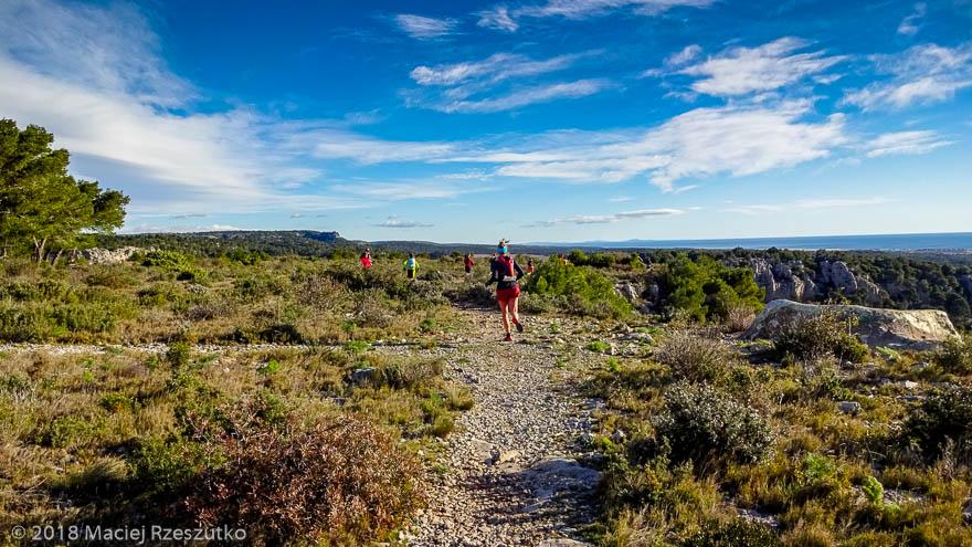 Massif de la Clape · Occitanie, Aude, FR · GPS 43°7'37.93'' N 3°5'5.28'' E · Altitude 145m