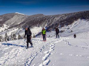 Crête du Pic d'Estibat · Pyrénées, Pyrénées ariégeoises, Massif des Trois Seigneurs, FR · GPS 42°53'39.54'' N 1°27'3.31'' E · Altitude 1412m