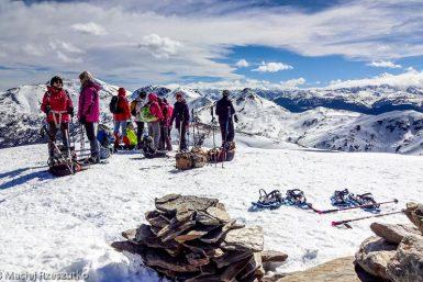 Pic Fourcat · Pyrénées, Pyrénées ariégeoises, Massif de Tabe, FR · GPS 42°51'21.53'' N 1°43'1.33'' E · Altitude 2072m