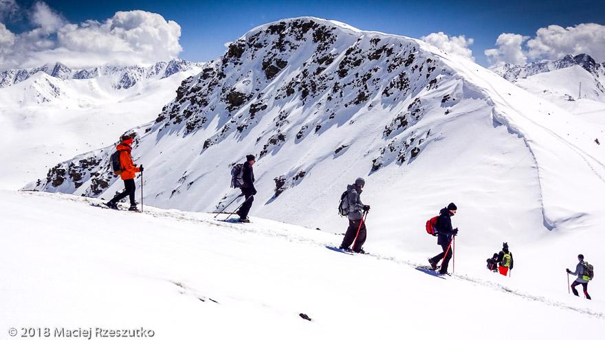 Pas de les Vaques · Pyrénées, Andorre, Canillo, AD · GPS 42°34'12.06'' N 1°42'21.56'' E · Altitude 2583m