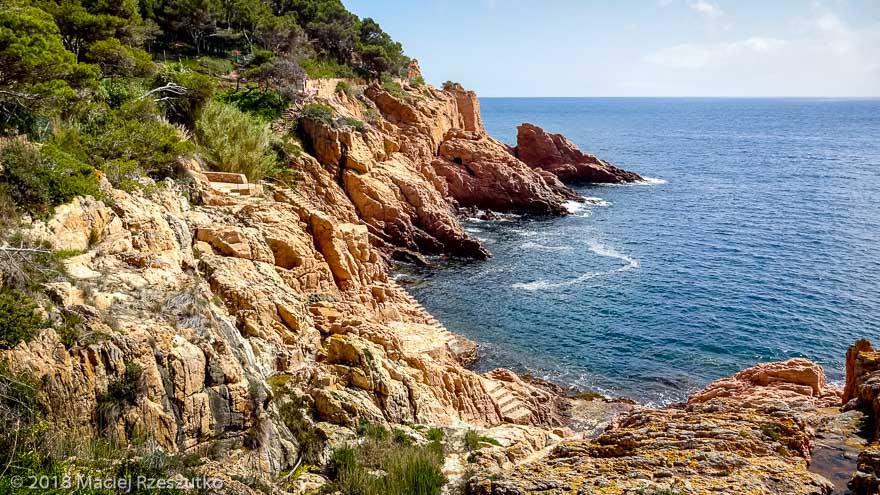 Furio · Catalogne, Costa Brava, ES · GPS 41°55'8.50'' N 3°12'59.80'' E · Altitude 8m