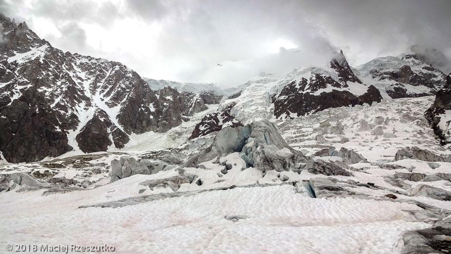 La Jonction · Alpes, Massif du Mont-Blanc, Vallée de Chamonix, FR · GPS 45°52'37.35'' N 6°51'28.51'' E · Altitude 2589m