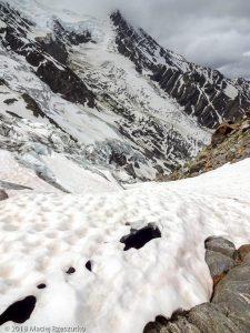 La Jonction · Alpes, Massif du Mont-Blanc, Vallée de Chamonix, FR · GPS 45°52'37.36'' N 6°51'28.54'' E · Altitude 2589m