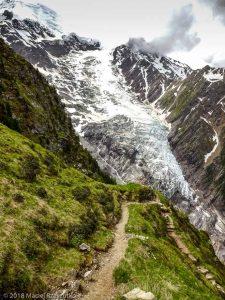 Montagne de la Côte · Alpes, Massif du Mont-Blanc, Vallée de Chamonix, FR · GPS 45°52'58.57'' N 6°51'12.98'' E · Altitude 2159m