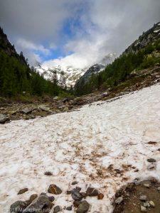 Vallon de Bérard · Alpes, Préalpes de Savoie, Aiguilles Rouges, FR · GPS 46°0'52.01'' N 6°53'32.95'' E · Altitude 1637m