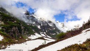 Vallon de Bérard · Alpes, Préalpes de Savoie, Aiguilles Rouges, FR · GPS 46°0'38.87'' N 6°53'1.99'' E · Altitude 1695m