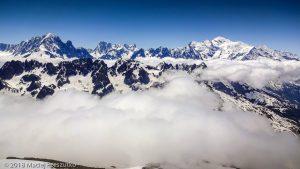Traversée Salenton-Buet · Alpes, Préalpes de Savoie, Aiguilles Rouges, FR · GPS 46°1'15.77'' N 6°50'57.69'' E · Altitude 2949m