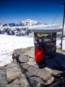 Mont Buet · Alpes, Préalpes de Savoie, Aiguilles Rouges, FR · GPS 46°1'29.60'' N 6°51'8.73'' E · Altitude 3096m