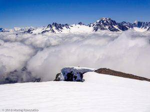 Mont Buet · Alpes, Préalpes de Savoie, Aiguilles Rouges, FR · GPS 46°1'29.57'' N 6°51'8.76'' E · Altitude 3096m