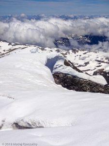 Mont Buet · Alpes, Préalpes de Savoie, Aiguilles Rouges, FR · GPS 46°1'29.55'' N 6°51'8.76'' E · Altitude 3096m