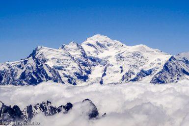 Mont Buet · Alpes, Préalpes de Savoie, Aiguilles Rouges, FR · GPS 46°1'29.41'' N 6°51'8.78'' E · Altitude 3096m
