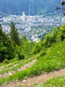 KV de Planpraz · Alpes, Préalpes de Savoie, Aiguilles Rouges, FR · GPS 45°55'55.17'' N 6°51'23.21'' E · Altitude 1691m