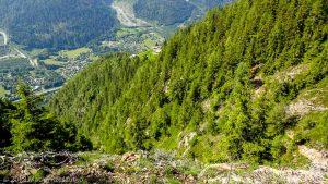 Parc Merlet · Alpes, Préalpes de Savoie, Aiguilles Rouges, FR · GPS 45°54'40.90'' N 6°49'15.29'' E · Altitude 1690m