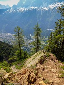 Belle Lachat · Alpes, Préalpes de Savoie, Aiguilles Rouges, FR · GPS 45°54'59.83'' N 6°49'39.56'' E · Altitude 1875m