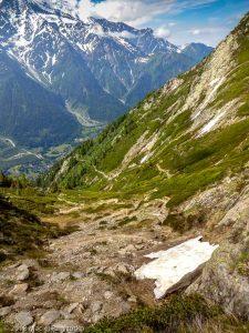 Belle Lachat · Alpes, Préalpes de Savoie, Aiguilles Rouges, FR · GPS 45°55'19.70'' N 6°49'41.33'' E · Altitude 2102m