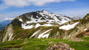 Belle Lachat · Alpes, Préalpes de Savoie, Aiguilles Rouges, FR · GPS 45°55'19.56'' N 6°49'45.82'' E · Altitude 2137m