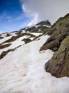 Traversée vers le Brévant · Alpes, Préalpes de Savoie, Aiguilles Rouges, FR · GPS 45°55'40.35'' N 6°50'1.87'' E · Altitude 2263m