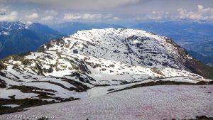 Traversée vers le Brévant · Alpes, Préalpes de Savoie, Aiguilles Rouges, FR · GPS 45°55'58.33'' N 6°50'11.43'' E · Altitude 2418m