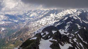 Le Brévant · Alpes, Préalpes de Savoie, Aiguilles Rouges, FR · GPS 45°56'1.48'' N 6°50'16.28'' E · Altitude 2525m