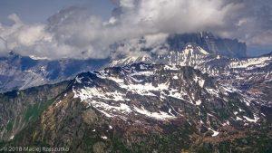 Le Brévant · Alpes, Préalpes de Savoie, Aiguilles Rouges, FR · GPS 45°56'2.31'' N 6°50'16.32'' E · Altitude 2525m