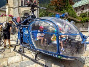 60 ans du PGHM · Alpes, Massif du Mont-Blanc, Chamonix-Mont-Blanc, FR · GPS 45°55'24.70'' N 6°52'7.77'' E · Altitude 1035m