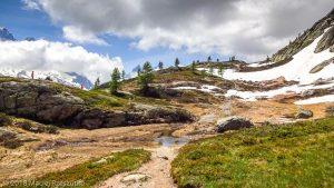 Dans la montée à la Tête aux Vents · Alpes, Préalpes de Savoie, Aiguilles Rouges, FR · GPS 45°59'47.59'' N 6°54'47.33'' E · Altitude 2004m
