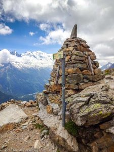 La Tête aux Vents · Alpes, Préalpes de Savoie, Aiguilles Rouges, FR · GPS 45°58'57.15'' N 6°54'23.37'' E · Altitude 2115m
