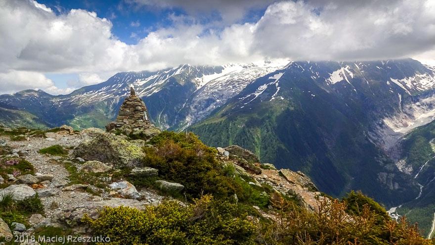 La Tête aux Vents · Alpes, Préalpes de Savoie, Aiguilles Rouges, FR · GPS 45°58'57.14'' N 6°54'23.44'' E · Altitude 2114m