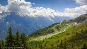 Descente à la Flégère · Alpes, Préalpes de Savoie, Aiguilles Rouges, FR · GPS 45°58'9.19'' N 6°53'37.48'' E · Altitude 1916m