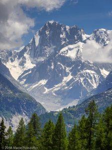 Descente à la Flégère · Alpes, Préalpes de Savoie, Aiguilles Rouges, FR · GPS 45°57'43.54'' N 6°53'13.98'' E · Altitude 1846m