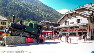 Gare de Montenvers · Alpes, Massif du Mont-Blanc, Vallée de Chamonix, FR · GPS 45°55'22.07'' N 6°52'32.13'' E · Altitude 1041m