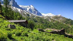 Alpages de Blaitière · Alpes, Massif du Mont-Blanc, Vallée de Chamonix, FR · GPS 45°54'57.27'' N 6°53'35.90'' E · Altitude 1901m