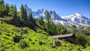 Alpages de Blaitière · Alpes, Massif du Mont-Blanc, Vallée de Chamonix, FR · GPS 45°54'57.06'' N 6°53'36.16'' E · Altitude 1903m