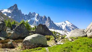 Plan de l'Aiguille · Alpes, Massif du Mont-Blanc, Vallée de Chamonix, FR · GPS 45°54'51.26'' N 6°53'51.70'' E · Altitude 2086m