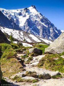 Plan de l'Aiguille · Alpes, Massif du Mont-Blanc, Vallée de Chamonix, FR · GPS 45°54'51.26'' N 6°53'53.16'' E · Altitude 2092m