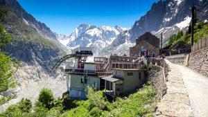 Montenvers · Alpes, Massif du Mont-Blanc, Vallée de Chamonix, FR · GPS 45°55'58.80'' N 6°55'2.00'' E · Altitude 1888m