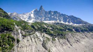 Buvette des Mottets · Alpes, Massif du Mont-Blanc, Vallée de Chamonix, FR · GPS 45°56'23.49'' N 6°55'2.29'' E · Altitude 1613m
